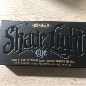 Kat von d shade and light eyeshadow palette